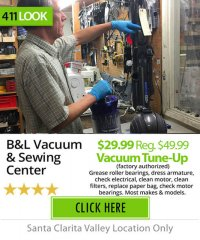 B&L Vacuum & Sewing Center