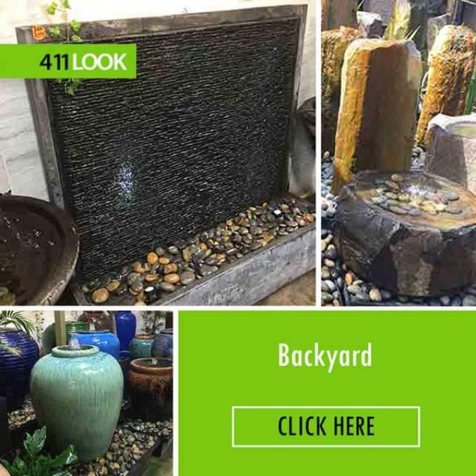 Pottery & Fountains