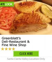 Greenblatt's Deli-Restaurant & Fine Wine Shop