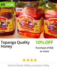 Topanga Quality Honey
