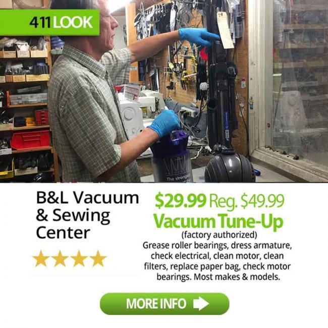 B&L Vacuum & Sewing Center