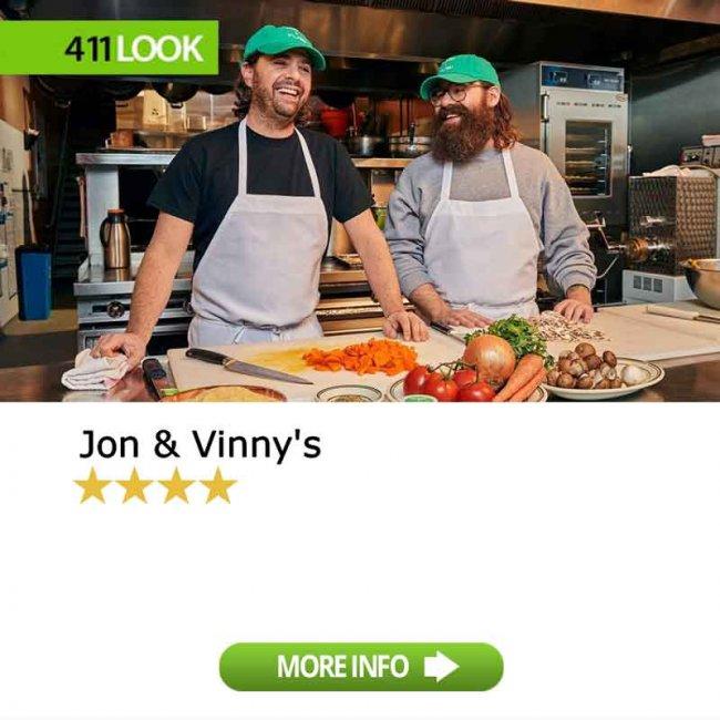 Jon & Vinny's